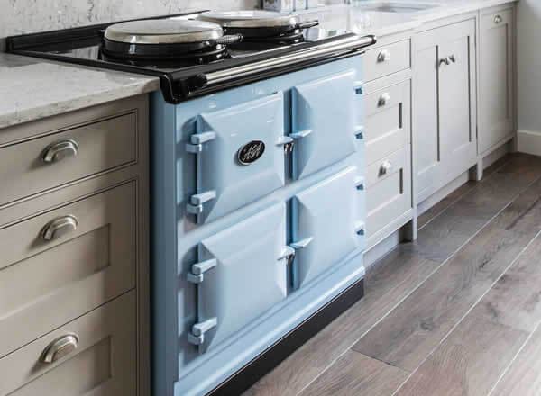 aga cooker cleaning